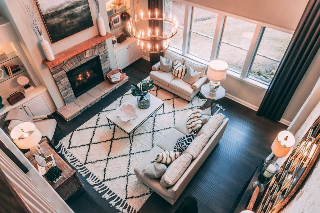 Indoor Air Quality for Living Room and High Ceilings
